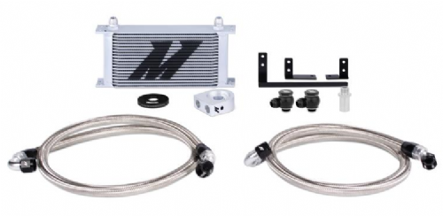 MX5 2016 ND Oil Cooler Kit made by Mishimoto